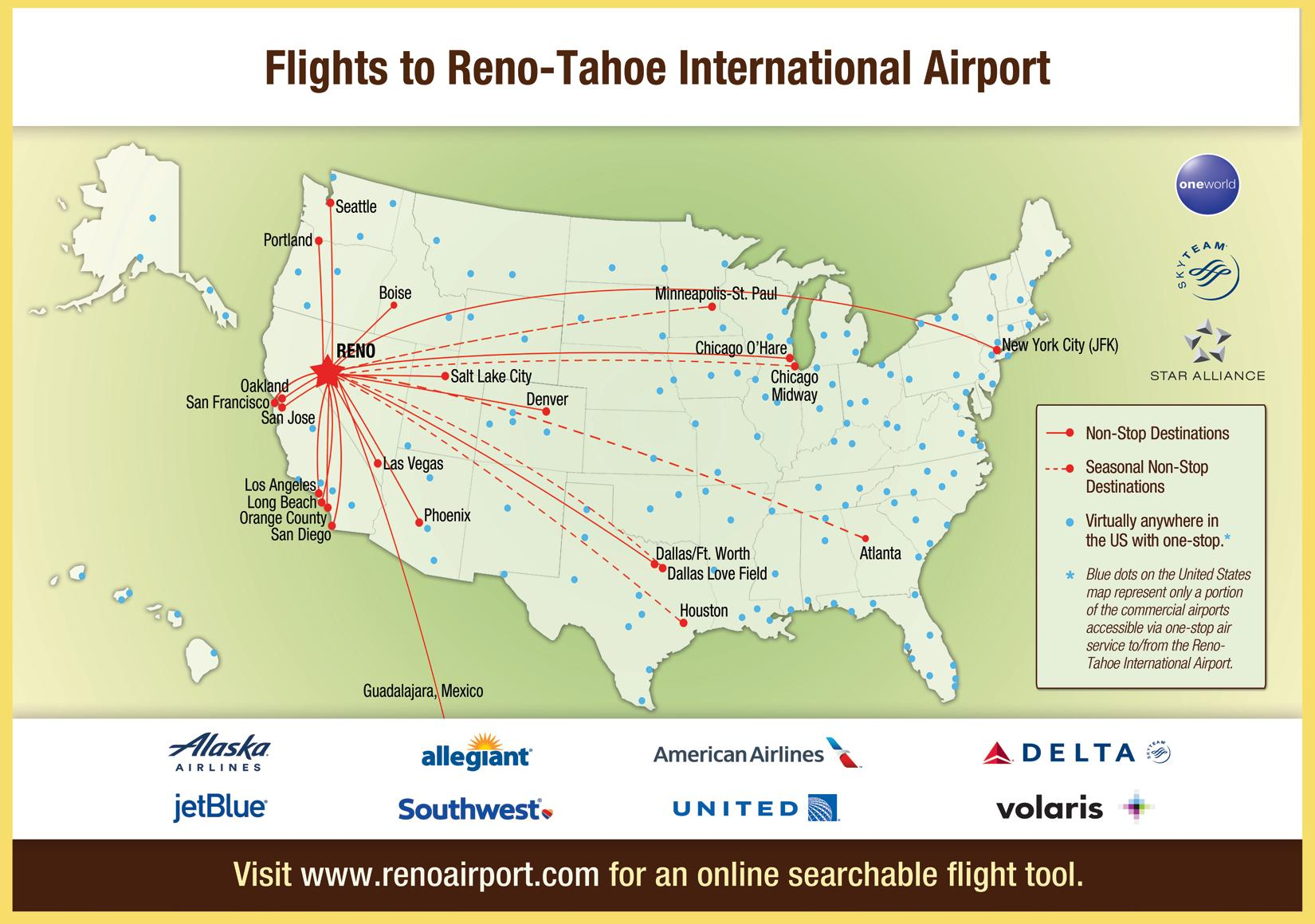 Air Travel To North Lake Tahoe Tahoe Mountain Lodging